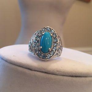 Jewelry - Sleeping Beauty Turquoise Blue Topaz